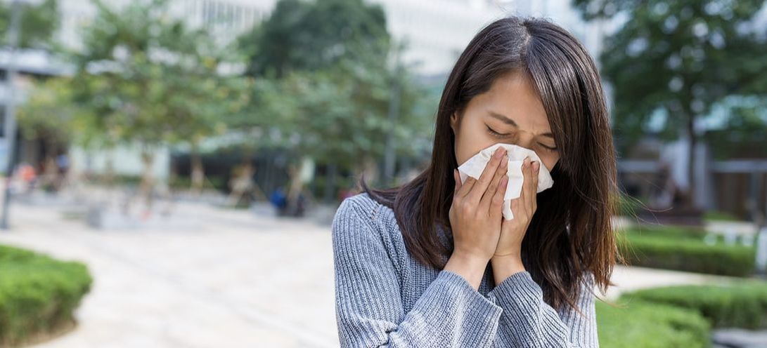 How to survive Spring time with seasonal allergies