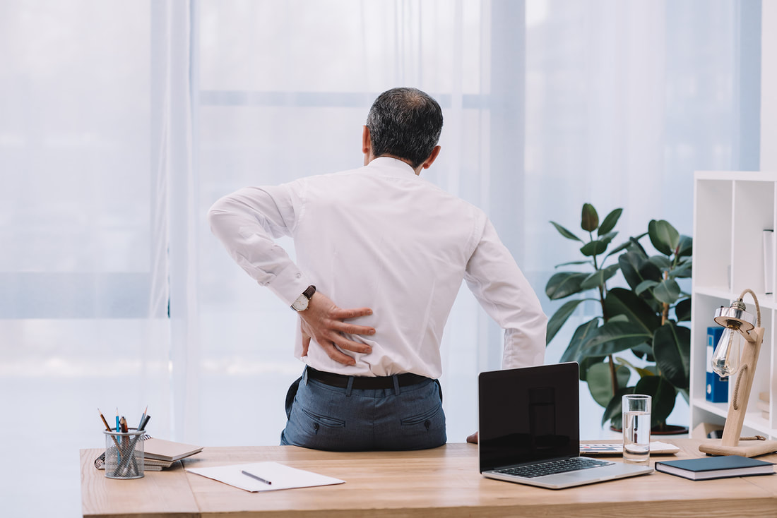 Acute Spasmotic Low Back Pain – Part 1
