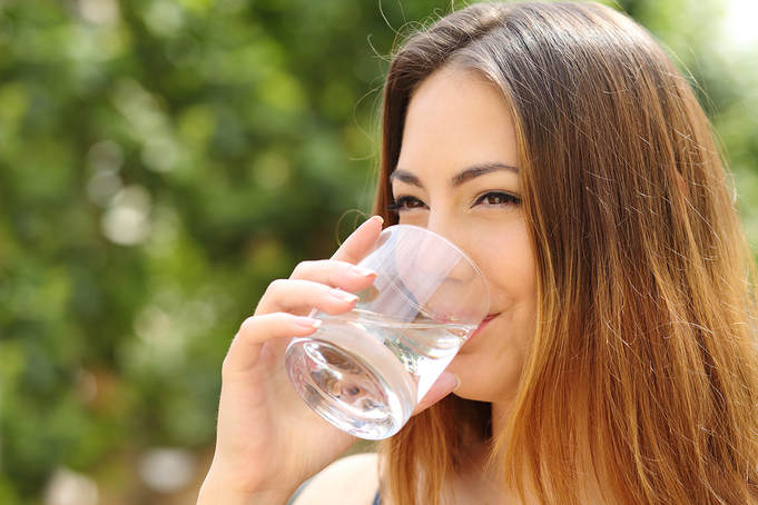 The Importance of Drinking Water After a Massage