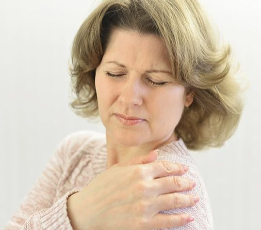 Shoulder pain, likely causes and treatment